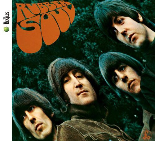 Beatles - Rubber Soul - Limited Edition, Remastered, Enhanced, Digipack Packaging - Cd Importado  - Billbox Records
