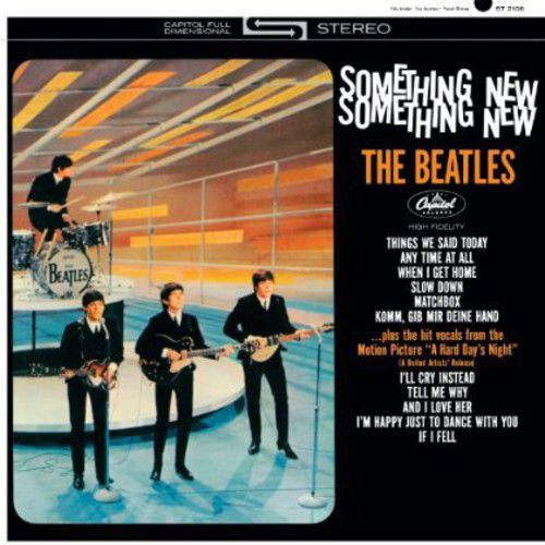 Beatles - Something New - Cd Importado  - Billbox Records