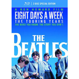Beatles - The Beatles: Eight Days A Week - The Touring Years (2-Disc Special Edition)- Blu Ray   - Billbox Records