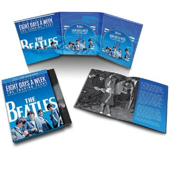 Beatles - The Beatles: Eight Days A Week - The Touring Years (2-Disc Special Edition)- Dvd Importado  - Billbox Records