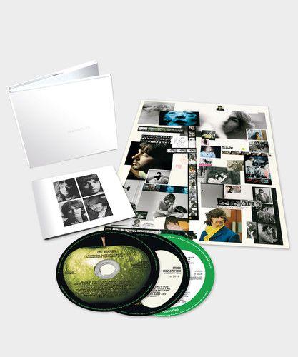 Beatles - The White Album - 3 CDs Importados  - Billbox Records