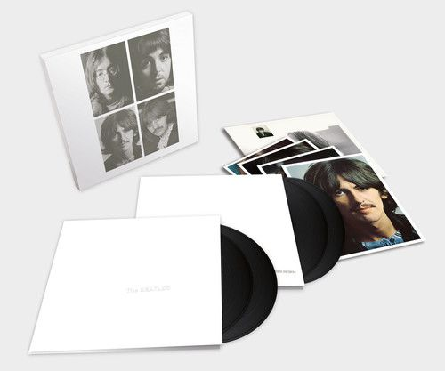 Beatles - The White Album - 4 Vinis Importados  - Billbox Records