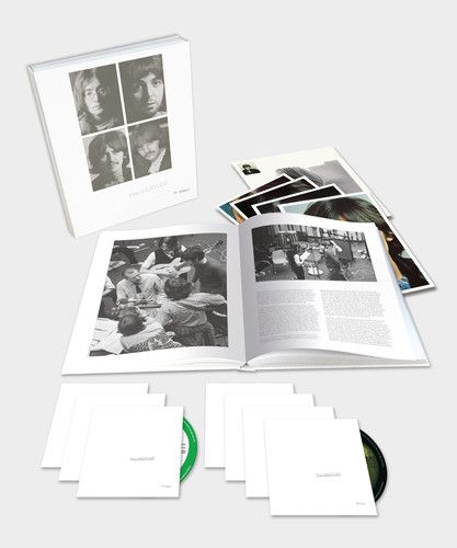 Beatles -  The White Album - With Blu-ray, Boxed Set, Oversize Item Split - Box Importado  - Billbox Records