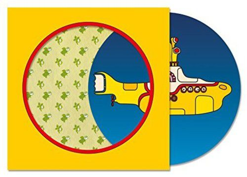 Beatles -  Yellow Submarine - Picture Disc Vinyl Limited Edition - LP Importado  - Billbox Records