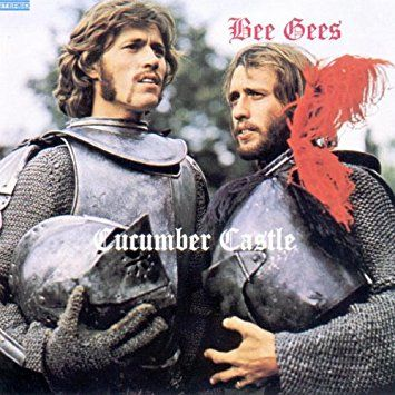 Bee Gees – Cucumber Castle - Cd Importado  - Billbox Records