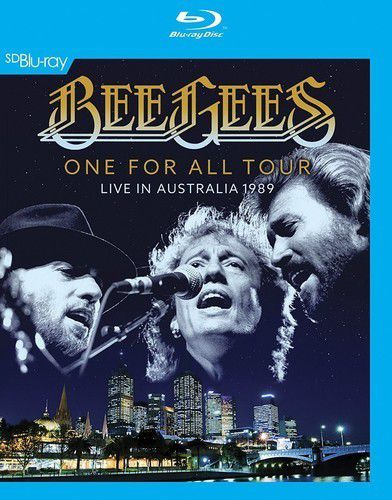 Bee Gees: One For All Tour Live in Australia 1989 - Blu Ray Importado  - Billbox Records
