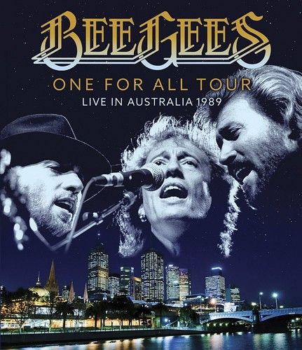 Bee Gees - One For All Tour Live In Australia 1989 - Dvd Importado  - Billbox Records
