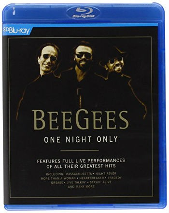 Bee Gees - One Night Only - Versão Americana - Blu ray Importado  - Billbox Records