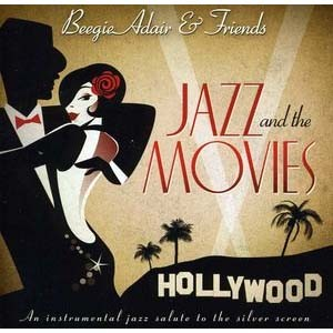 Beegie Adair -  Jazz And The Movies - Cd Importado  - Billbox Records