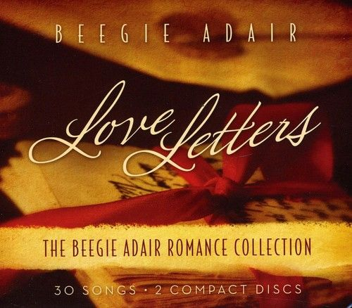 Beegie Adair - Love Letters: Romance Collection - 2 Cds Importados  - Billbox Records