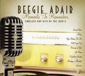Beegie Adair - Moments To Remember - Cd Importado  - Billbox Records