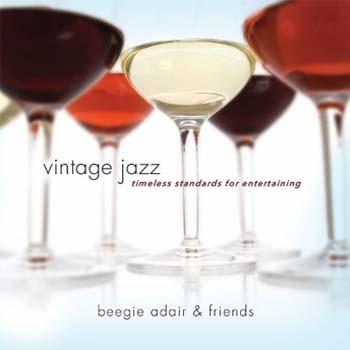 Beegie Adair - Vintage Jazz - Cd Importado  - Billbox Records
