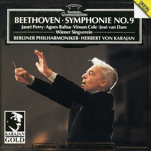 Beethoven - Symphonie Nº 9 - Cd Importado  - Billbox Records
