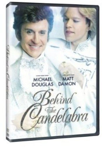 Behind of Candelabra - Filme Liberace - Dvd Importado  - Billbox Records