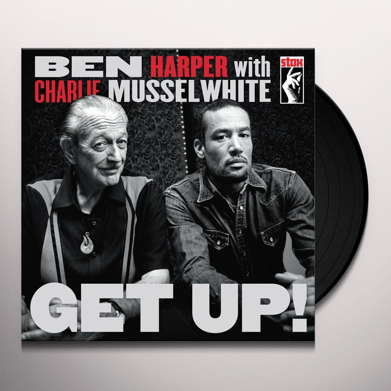 Ben Harper & Charlie Muss-Get Up! C  - Billbox Records