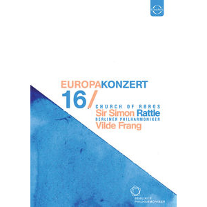 Berliner Philharmoniker / Europakonzert 2016 - Blu-Ray Importado  - Billbox Records