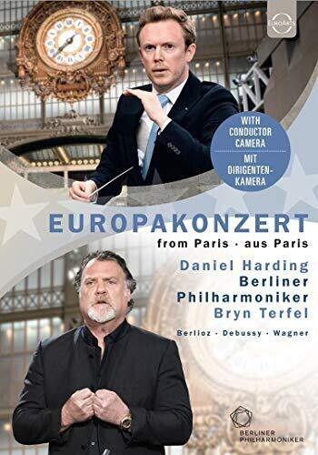 Berliner Philharmoniker Europakonzert 2019 - Blu Ray Importado  - Billbox Records