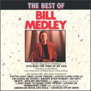 Bill Medley - Best Of Cd  - Billbox Records
