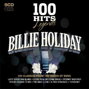 Billie Holiday - 100 Hits Legends  - Billbox Records