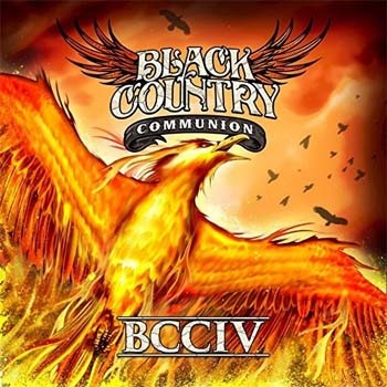 Black Country Communion -  BCCIV - CD Importado em Pré Venda  - Billbox Records