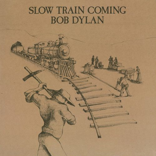 Bob Dylan - Slow Train Coming 150 Gram Vinyl - Lp Importado  - Billbox Records