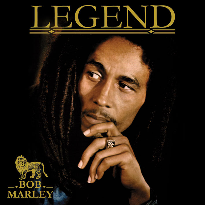 Bob Marley -  30th Anniversary Edition Legend -  2 Lps Importados  - Billbox Records