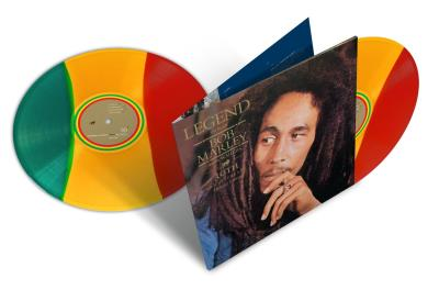 Bob Marley -  30th Anniversary Edition Legend - Lp - Billbox Records