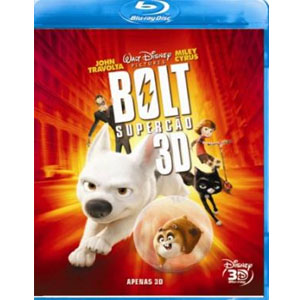Bolt / Blu Ray 3d  - Billbox Records
