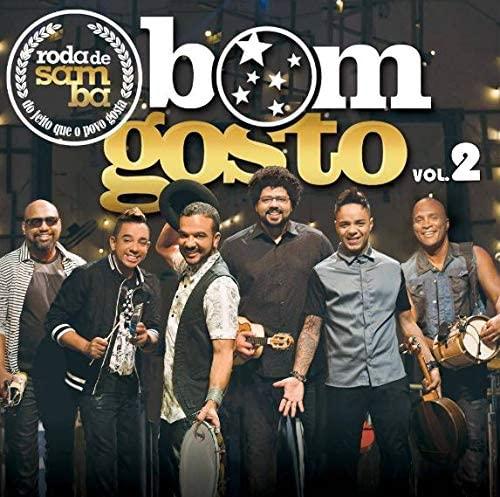 Bom Gosto Roda de Samba - Vol 2 - Cd Nacional  - Billbox Records