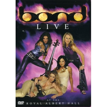 Bond: Live at the Royal Albert Hall - Dvd Importado  - Billbox Records