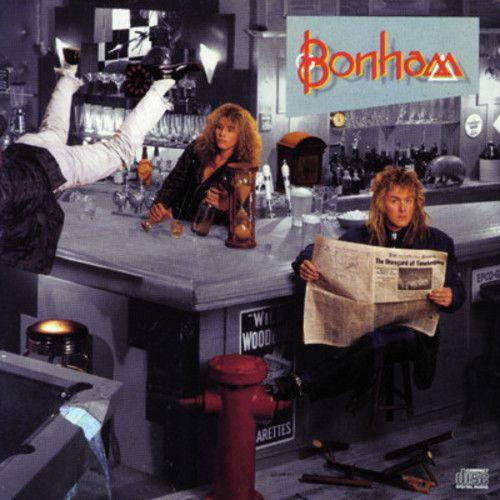 Bonham - Disregard of Timekeeping - CD IMPORTADO  - Billbox Records