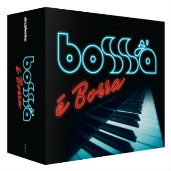Bossa É Bossa - Box Com 5 CDs  - Billbox Records