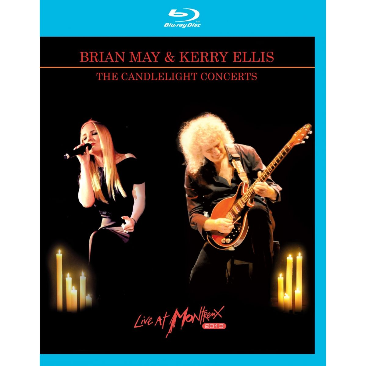 Brian May & Kerry Ellis - Candlelight Concerts Br+cd - Billbox Records