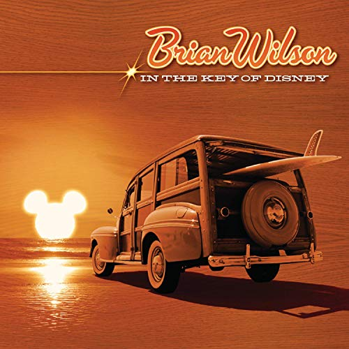 Brian Wilson - In The Key Of Disney - Cd Nacional  - Billbox Records