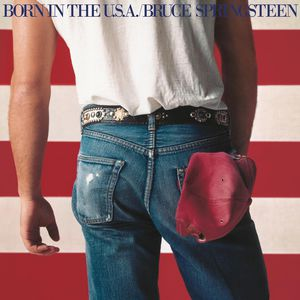 Bruce Springsteen - Born In Usa  - Billbox Records