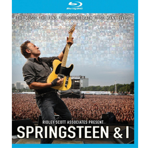Bruce Springsteen / & I  - Blu ray  - Billbox Records