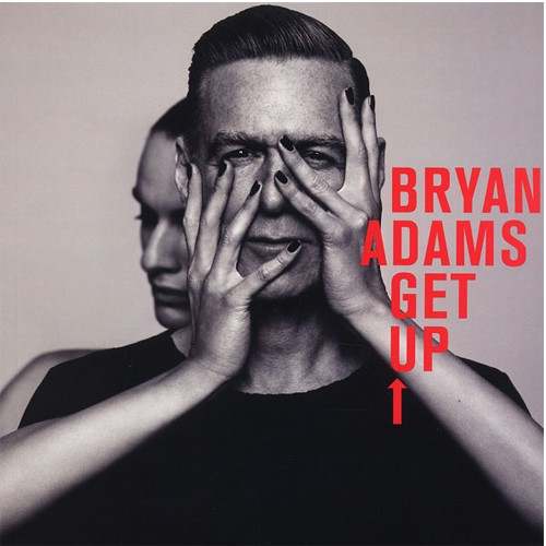 Bryan Adams  - Get Up - Lp Importado  - Billbox Records