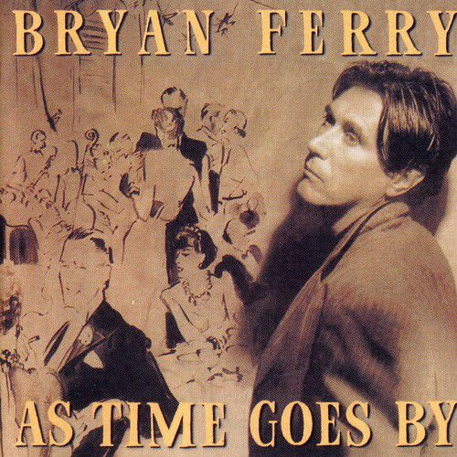 Bryan Ferry - As Time Goes By - Cd Importado  - Billbox Records