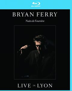 Bryan Ferry - Live In Lyon  - Billbox Records