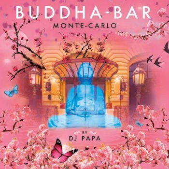 Buddha Bar - Monte Carlo - 2 cds - Cd Importado  - Billbox Records