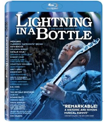 Buddy Guy - BB King - Ruth Brown - Lightning in a Bottle - Blu Ray Importado  - Billbox Records
