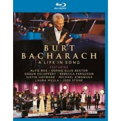 Burt Bacharach /  Life In Song - Blu Ray - Billbox Records