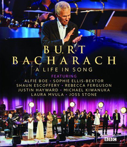 Burt Bacharach - Life In Song - Dvd Importado  - Billbox Records
