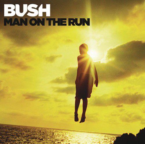 Bush Man On The Run - Bonus Track Cd Importado  - Billbox Records