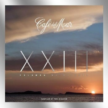 Cafe Del Mar XXIII - Cafe Del Mar 23 - 2 Cds Importado  - Billbox Records