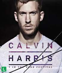 Calvin Harris-Tin The Park Festival - Dvd Nacional  - Billbox Records