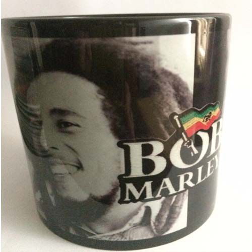 Caneca Bob Marley  - Billbox Records