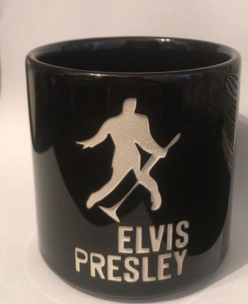 Caneca Elvis Presley   - Billbox Records