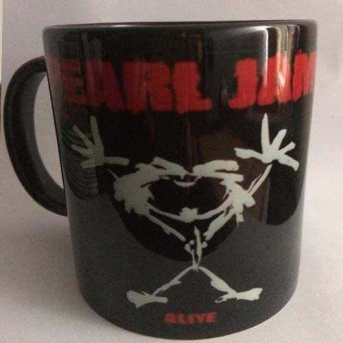 Caneca Pearl Jam  - Billbox Records