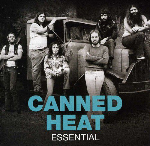 Canned Heat - Essential  - CD IMPORTADO  - Billbox Records